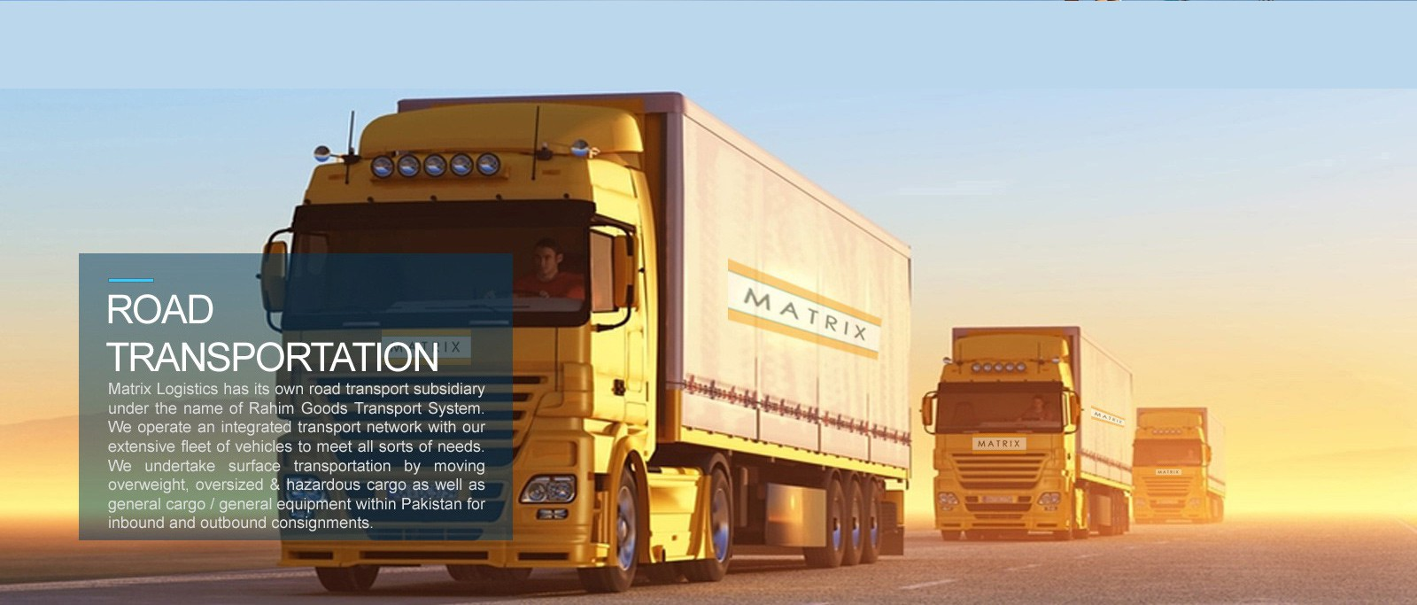 Matrix-Logistics-Road-Transportation